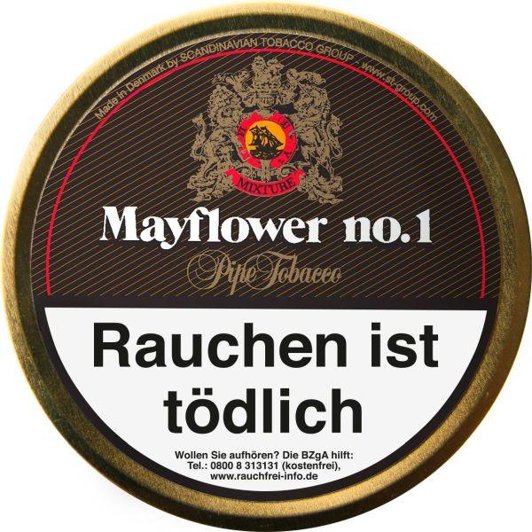Scandinavian Pfeifentabak Mayflower No. 1 (Dose á 100 gr.)