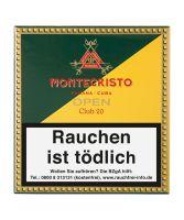 Montecristo Zigarillos Open Club (Schachtel á 20 Stück)