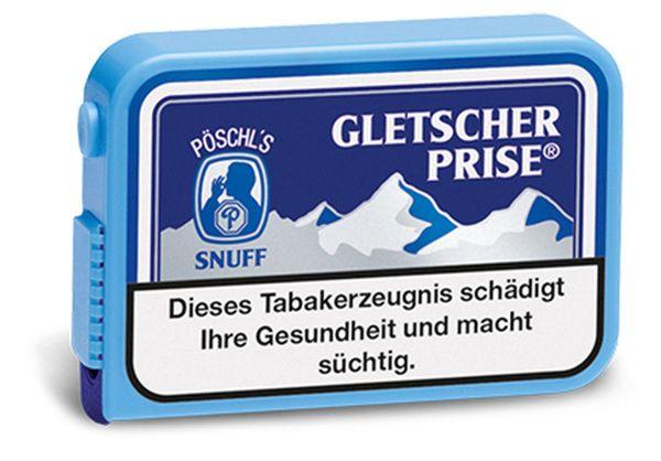 Gletscherprise Schnupftabak Snuff (10 x 10 gr.)
