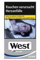 West Zigaretten Silver Long (10x20er)