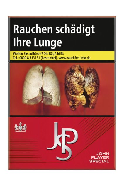 JPS Zigaretten Red (10x20er)