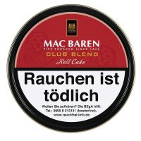 Mac Baren Pfeifentabak Club Blend (Dose á 100 gr.)
