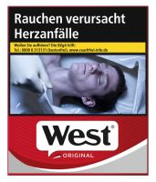 West Zigaretten Original (6x34er)