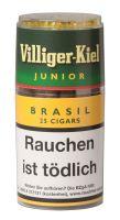 Villiger Zigarillos Kiel Junior Brasil (Schachtel á 25 Stück)