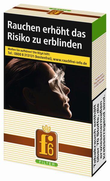 F6 Zigaretten Original (10x21er)