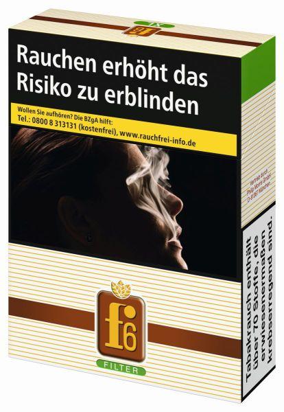 F6 Zigaretten Original (8x25er)