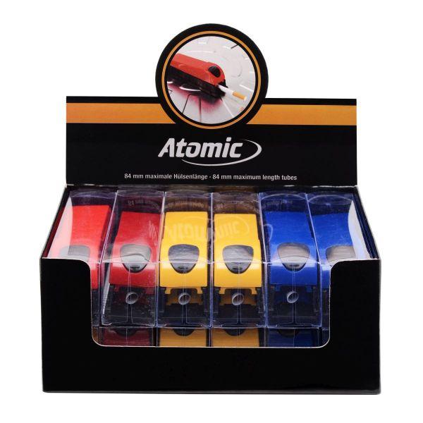 Atomic nmaschine Standard farbig Stopfgerät (1 Stück)