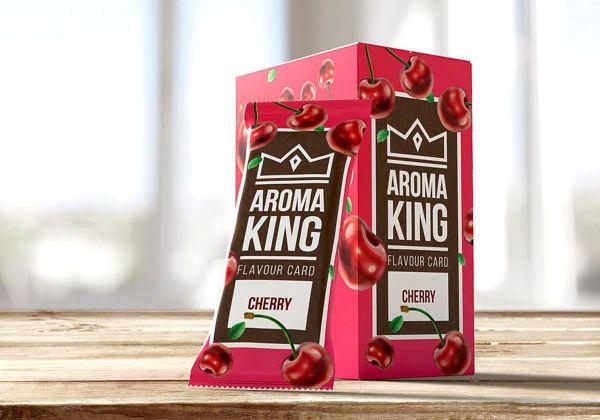 Aroma King Aroma Card Cherry (25 x 1 Stück)