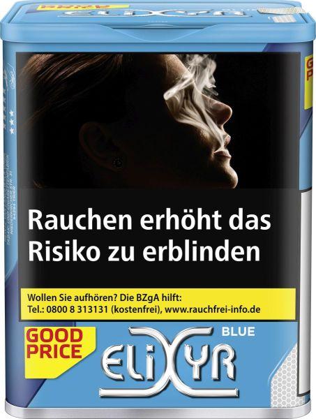 Elixyr Zigarettentabak Classic Cigarette Tobacco Blue (Dose á 115 gr.)