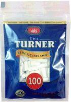 The Turner Slim Filters 6mm (34 x 100 Stück)