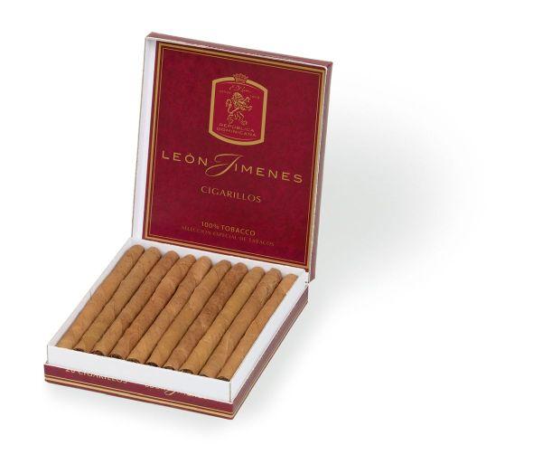 Leon Jimenes Zigarillos (Shortfiller) (Packung á 20 Stück)