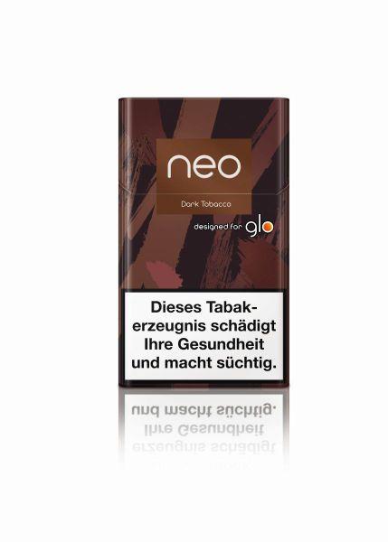 neo Zigaretten Tobacco Dark 7g (10x20er)