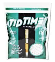 Tip Time Kapselfilter Menthol (60 Stück)
