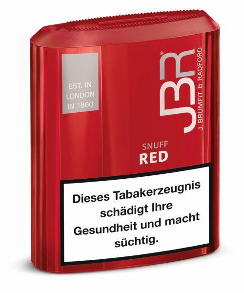 JBR Red Snuff (10 x 10 gr.)
