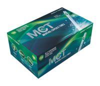 MCT Menthol Clic Capsule Filterhülsen Zigarettenhülsen (Schachtel á 100 Stück)