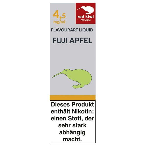 Red Kiwi eLiquid Fuji Apfel 4,5mg Nikotin/ml (10 ml)