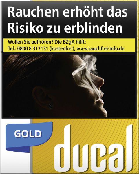 Ducal Zigaretten Gold Cigarettes (XL) (8x23er)