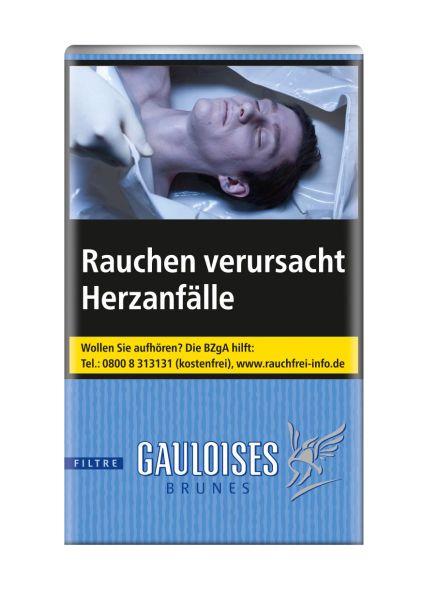 Gauloises Zigaretten Brunes Filtre (10x20er)
