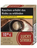 Lucky Strike Authentic Red 10 € (Giga)