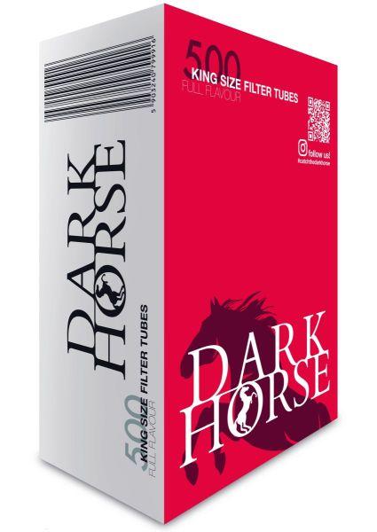 Dark Horse Full Flavour King Size Zigarettenhülsen (2 x 500 Stück)