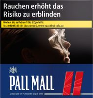 Pall Mall Zigaretten Red €17,- (Hercules) Limited Edition (3x60er)