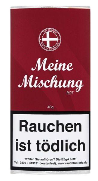 Meine Mischung Pfeifentabak Rot (Pouch á 40 gr.)