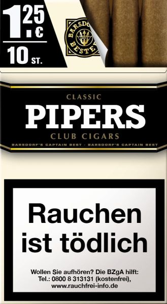 Pipers Little Cigars Classic