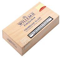 Scandinavian Zigarren Willem II Fehlfarben 439 Sumatra (Schachtel á 100 Stück)