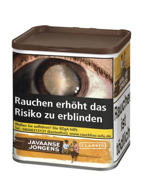 Javaanse Jongens Zigarettentabak Classic (Dose á 85 gr.)