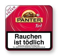 Panter Zigarillos Touch Red Filter (Schachtel á 20 Stück)