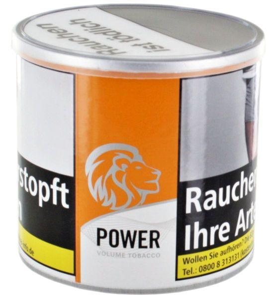 Power Volumentabak Volumen Tabak (Dose á 70 gr.)