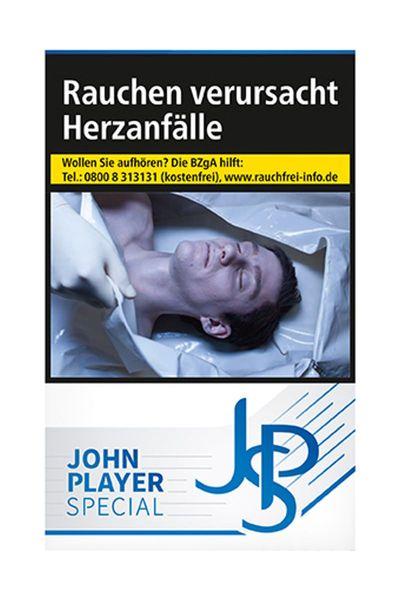 JPS Zigaretten Blue Stream (10x20er)