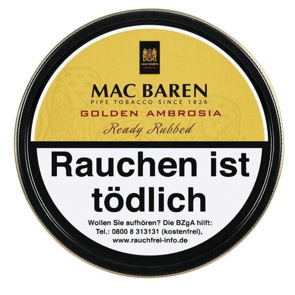 Mac Baren Pfeifentabak Golden Ambrosia (Dose á 100 gr.)