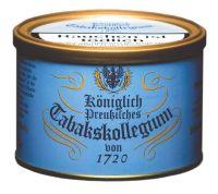 K.P. Tabakskollegium Pfeifentabak Königlich Preußisches Tabakskollegium blau (Dose á 100 gr.)