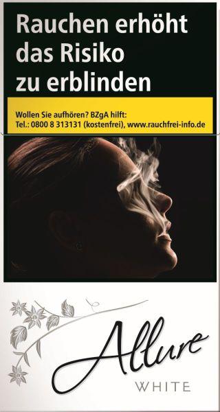 Allure Zigaretten White Super Slims XXXL 100's (10x40er)