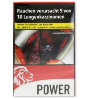 Power Zigaretten red (10x20er)