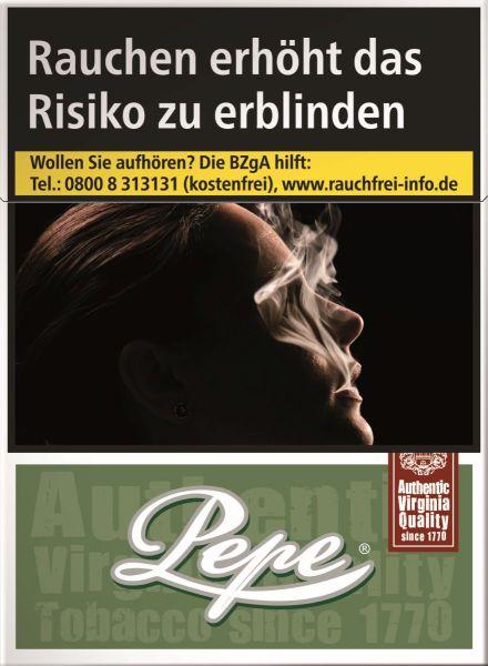 Pepe Zigaretten Rich Green Maxi Pack (8x30er)