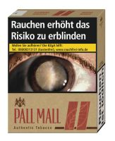 Pall Mall Zigaretten Authentic Red 8€ (XXL) (8x26er)