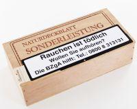 Kleinlagel Zigarren Sonderleistung Import Fehlfarben ND Brasil (Packung á 100 Stück)