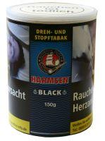 Harmsen Zigarettentabak Black (Zware) (Dose á 150 gr.)