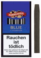 Handelsgold Zigarillos 207 Blue (Schachtel á 5 Stück)