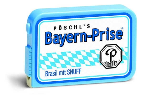 Bayern-Prise Brasil mit Snuff (10 x 10 gr.)