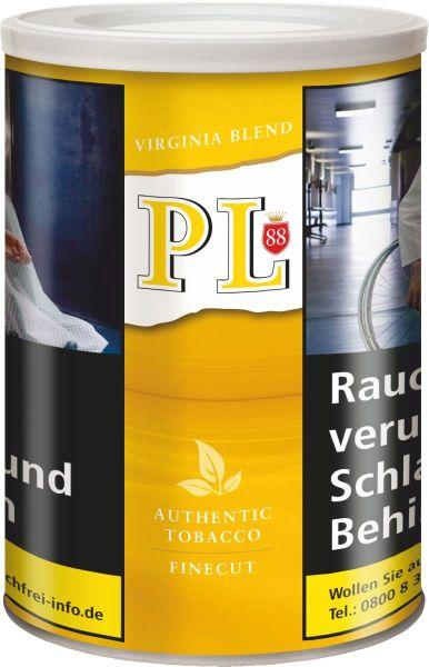 PL 88 Zigarettentabak Virginia Blend (gelb) (Dose á 200 gr.)