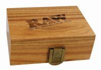 RAW Wood Geschenkbox Raucherbox