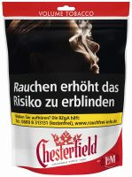 Chesterfield Volumentabak Volume Tobacco Red (Beutel á 135 gr.)