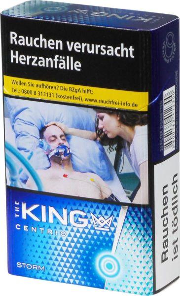 The King Zigaretten King Centrio Storm (10x20er)
