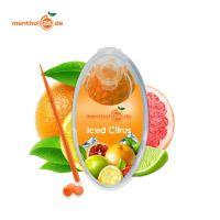 Menthol24 Aromakapseln Chilled Citrus (Dose á 100 Stück)
