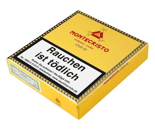 Montecristo Zigarren Club (Schachtel á 20 Stück)