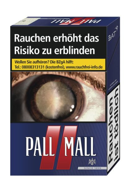 Pall Mall Zigaretten Red (10x20er)