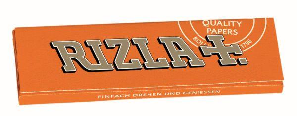 Rizla orange Papier (50 x 50 Stück)